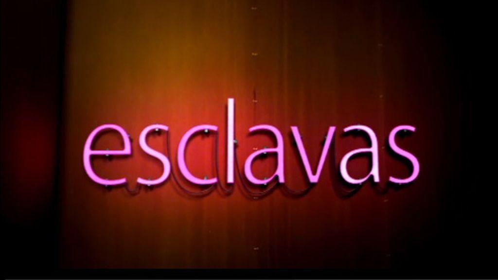 'Esclavas', el programa que busca golpear conciencias con relatos de cautivas sexuales