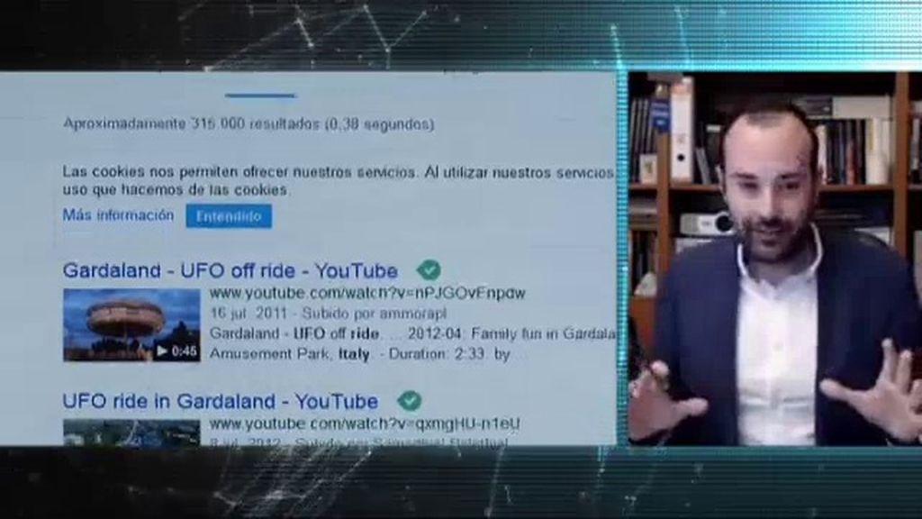 Misterio 4.0: ¿Es real el último vídeo viral de un OVNI en Italia?