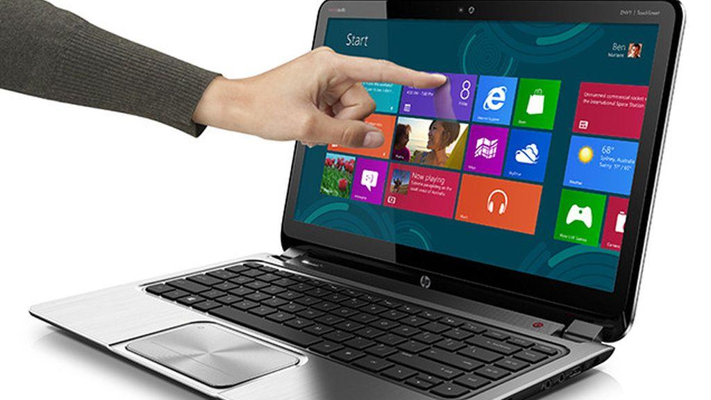 El ultrabook HP Spectre TouchSmart presenta una pantalla táctil de 15,6 pulgadas mientras que el ultrabook HP Envy TouchSmart 4 dispone de una pantalla de 14 pulgadas.