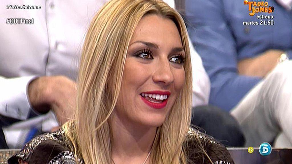 """Paula, ganadora de 'GH 15' : """"Voy a donar parte del dinero a Global Humanitaria"""""""