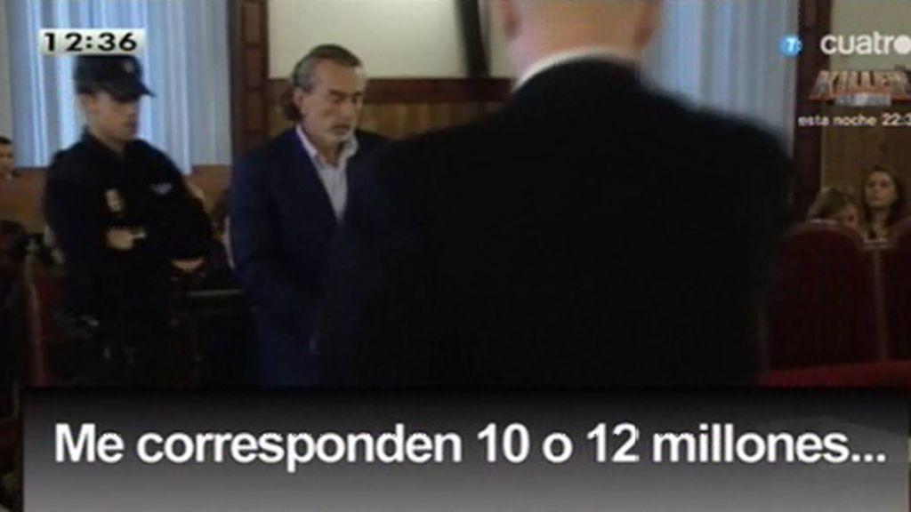 """Correa, sobre Beltrán Gutiérrez: """"Me voy a calzar a Beltrán porque me pidió comisión"""""""