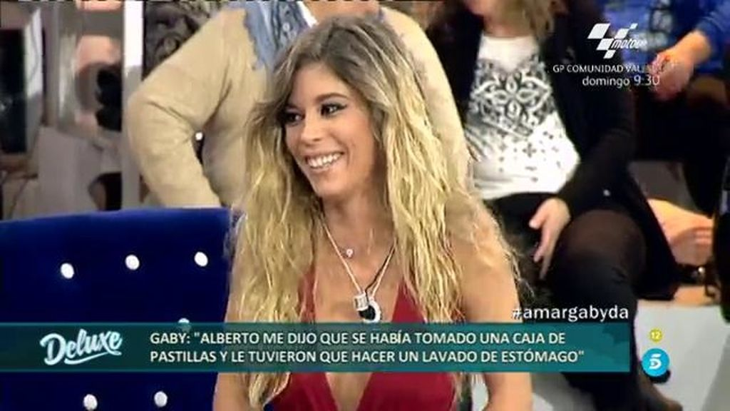 """Alberto Isla, a su ex novia Gabi Sánchez: """"Me voy a matar por tu culpa"""""""