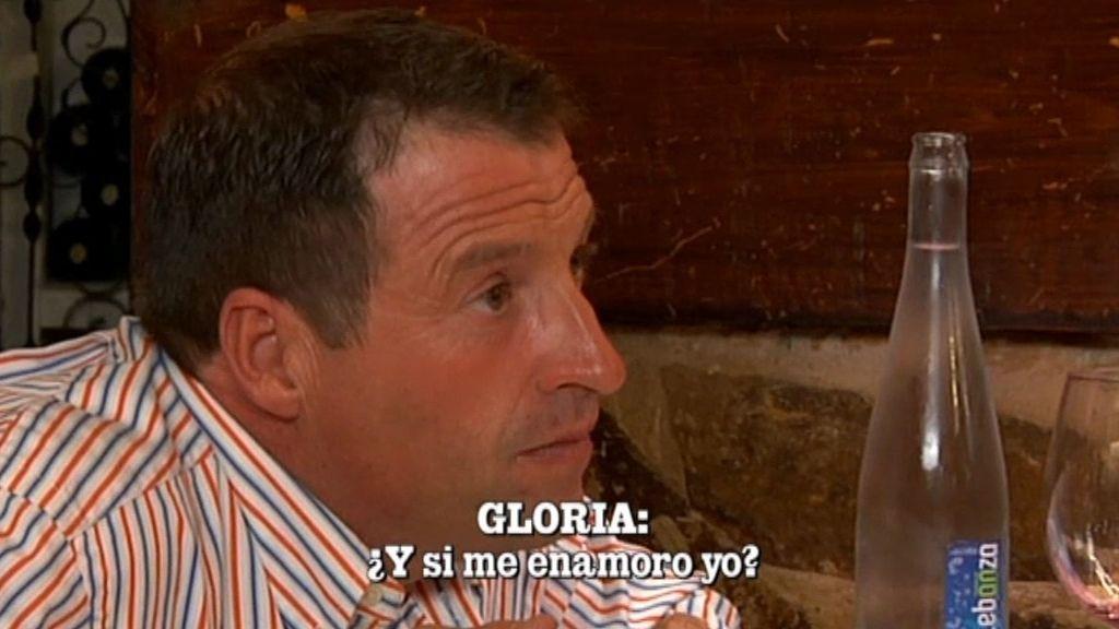 César y Gloria: amor adolescente