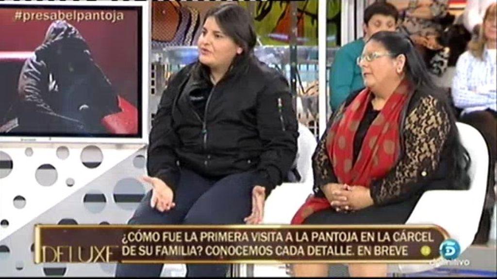 """Tania, expresa de Guadaíra: """"Ninguna presa se puede encaprichar con Isabel Pantoja"""""""