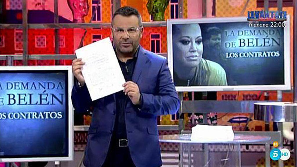 Esto es lo que Belén Esteban le reclama en su demanda a Toño Sanchís
