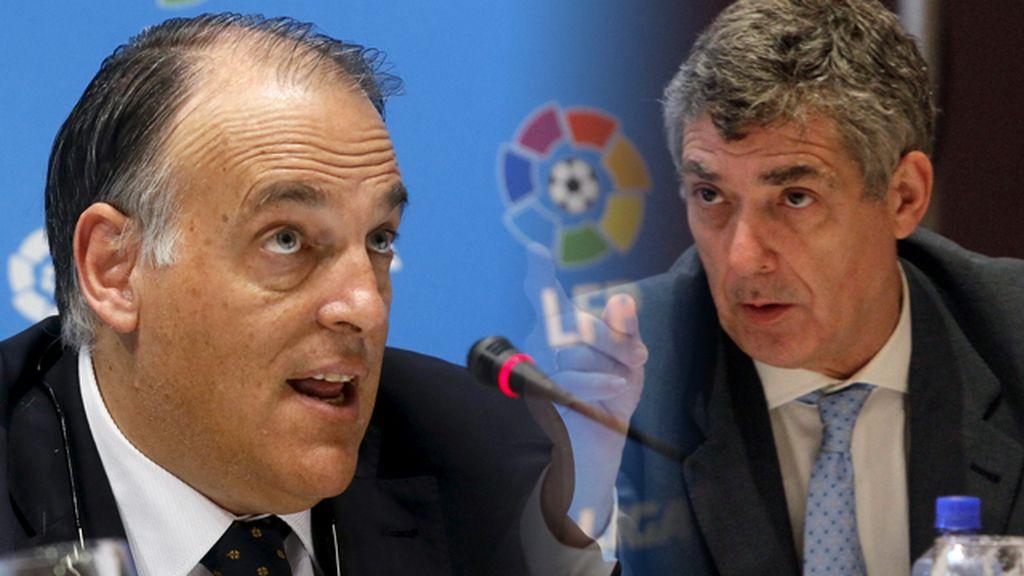 """Lama: """"Villar no quiere que le auditen las cuentas y es capaz de parar la competición"""""""