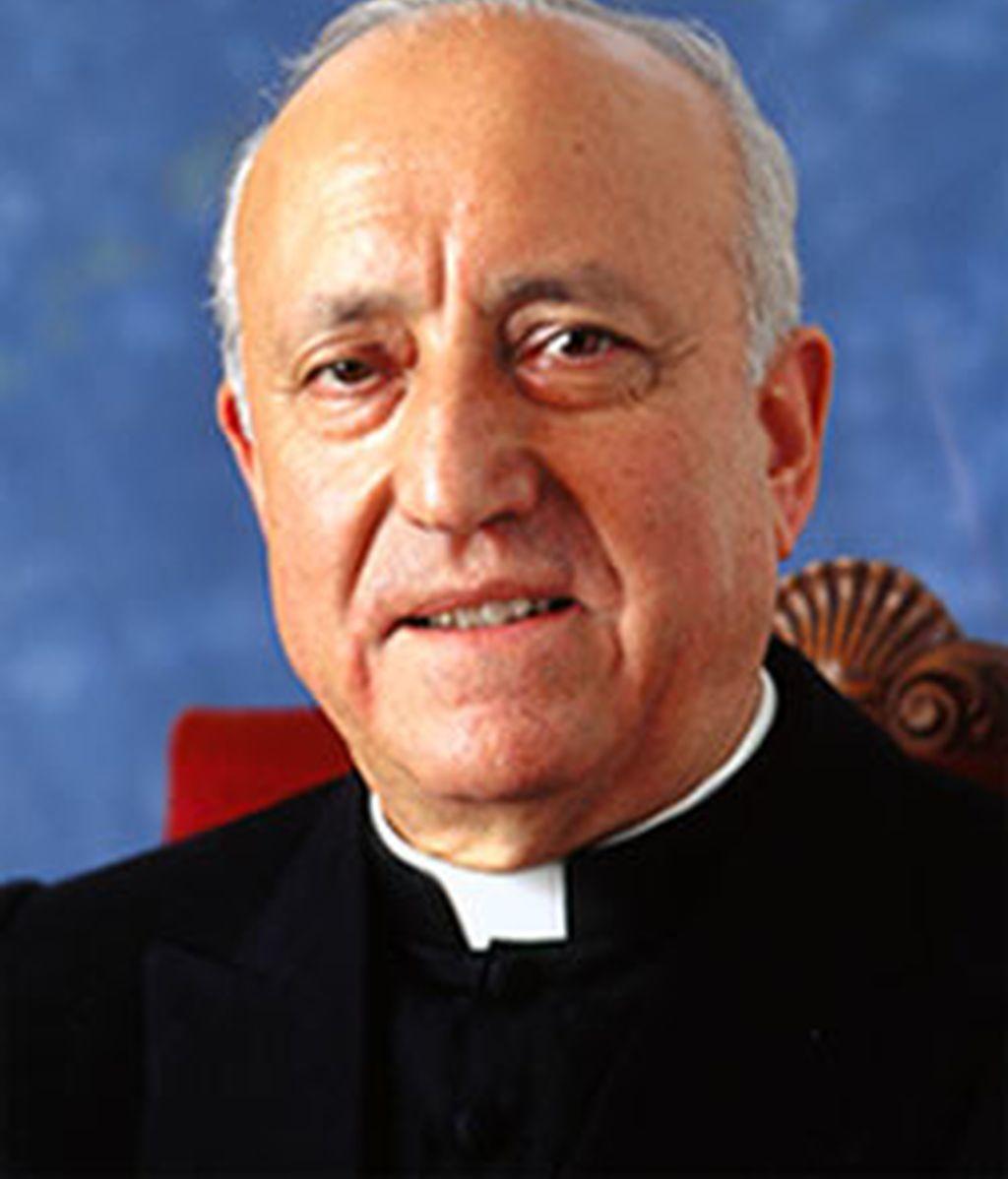 El cardenal Agustín García-Gasco.