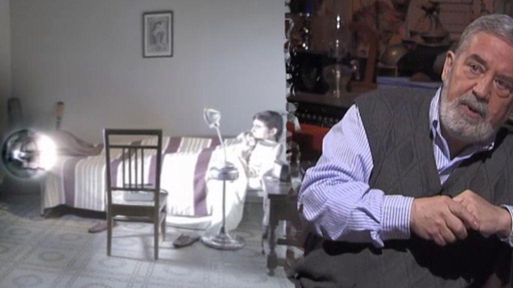 """Javier Bosque: """"Lo que vi no era nada místico, era algo tecnológico, especial"""""""