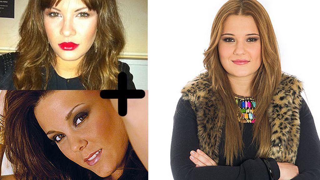 ¿Es Noelia una mezcla de Lorena 'OT' y Jessica Bueno?