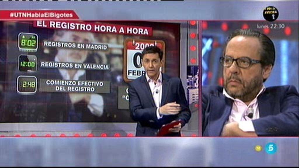 Javier Ruíz analiza la 'cara B' de la Gürtel