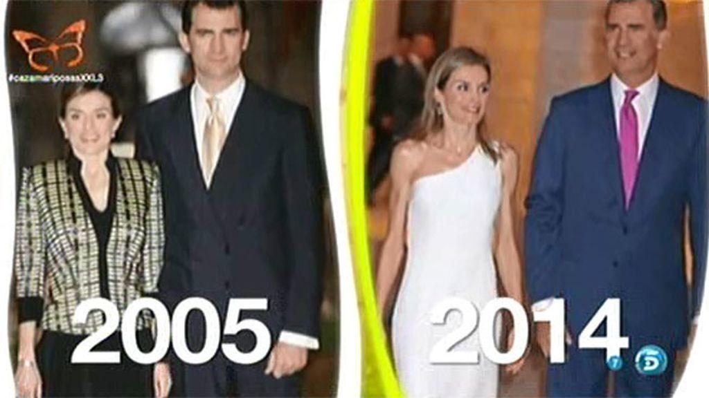 Don Felipe y doña Letizia, cada día más modernos