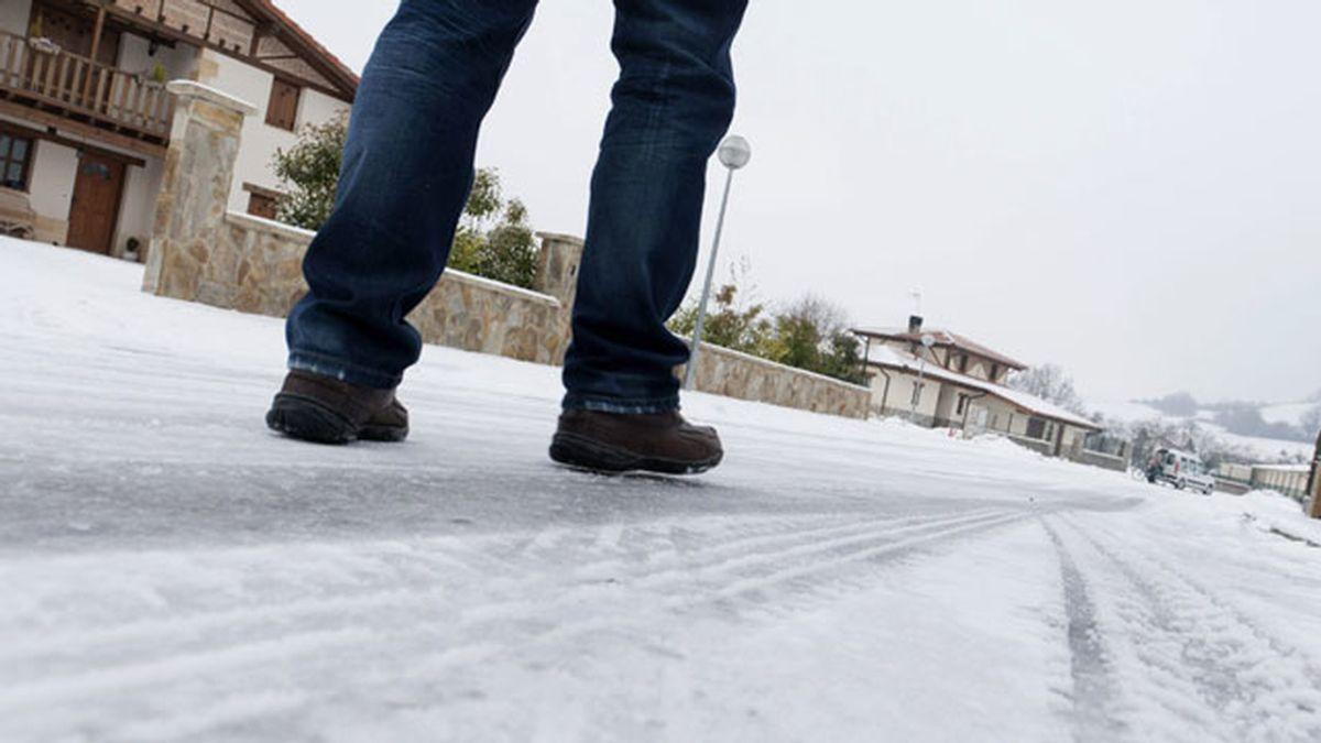La ola de frío siberiano continuará azotando Euskadi durante el fin de semana