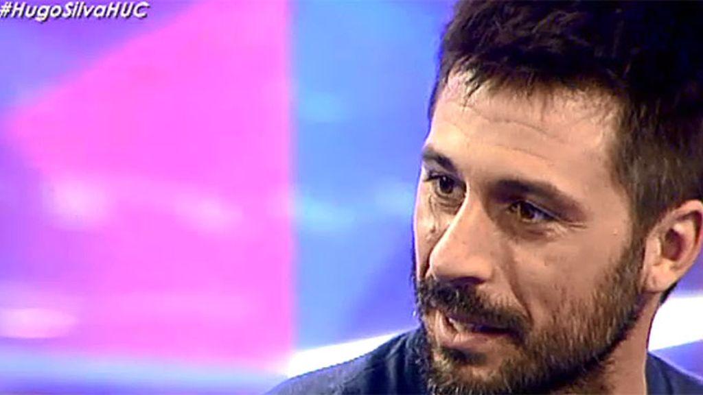 """Hugo Silva: """"De pequeño me podía pasar una semana imitando de 'La Masa"""""""