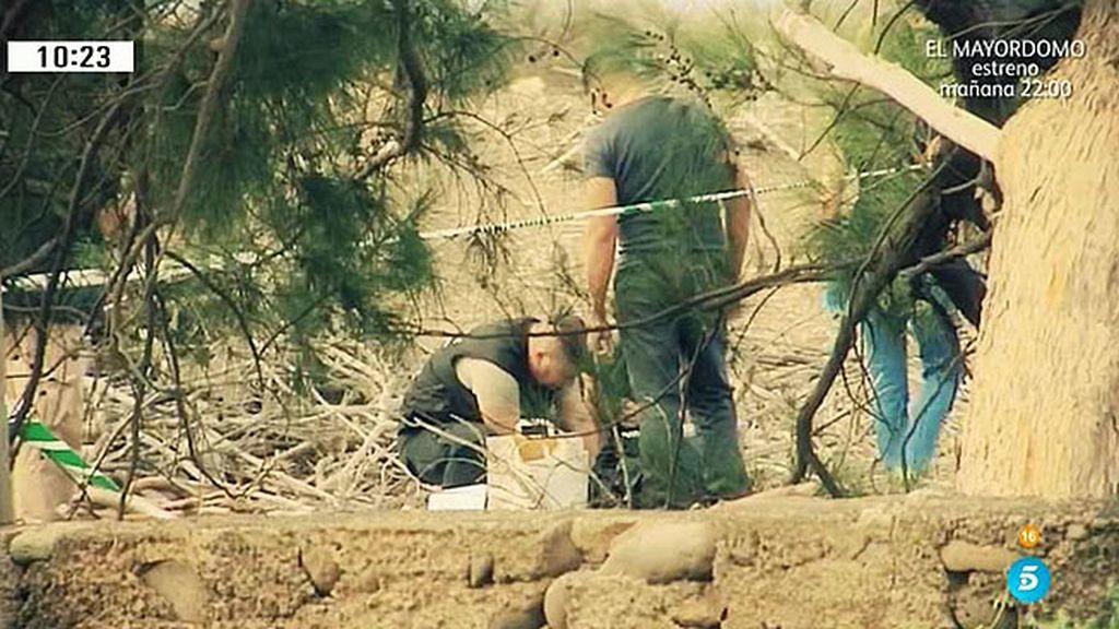 Los restos óseos localizados en Vecindario no pertenecen a Yéremi Vargas
