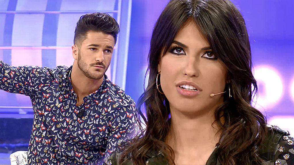 """Sofía tiene un ataque de celos: """"Hugo puso en un tuit 'Dulce soledad' y me quedé loca"""""""