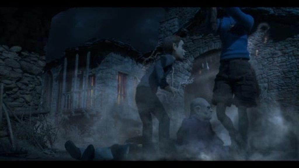 'El apostol', una película que recuerda la época más terrorífica de los pueblos gallegos