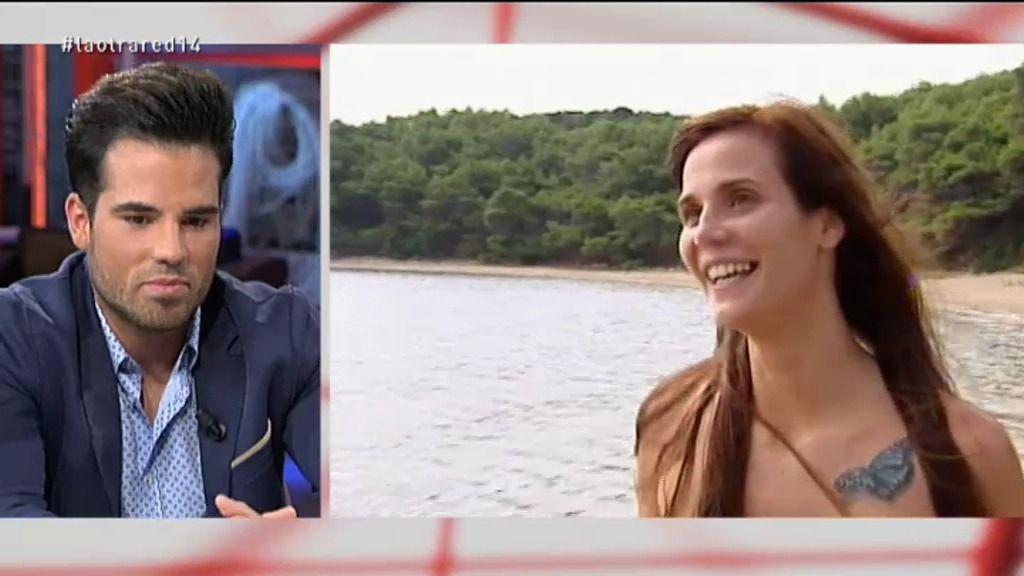 """Miguel, tras salir de 'Adán y Eva': """"Estoy conociendo a Esther, la 'Eva' de Conan"""""""
