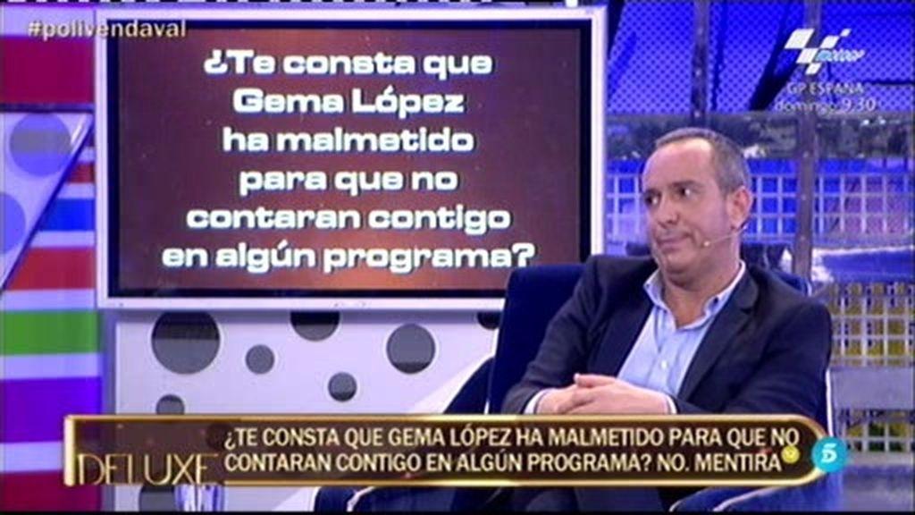 Tensión en el 'Poli': ¡Enfrentamiento entre Víctor Sandoval y Gema López!