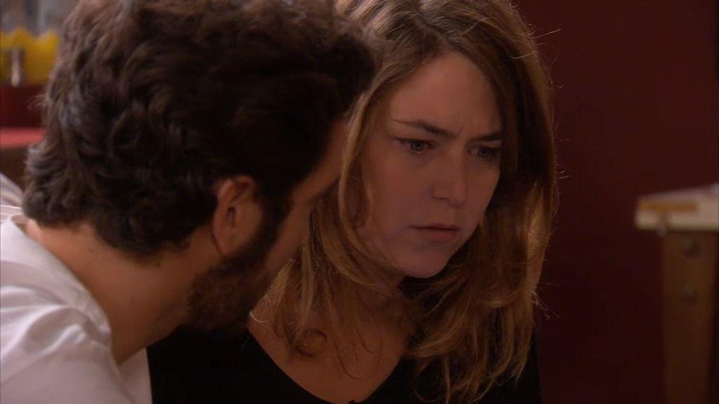 Lucía llega hasta la última pista de su acosador: un teléfono móvil