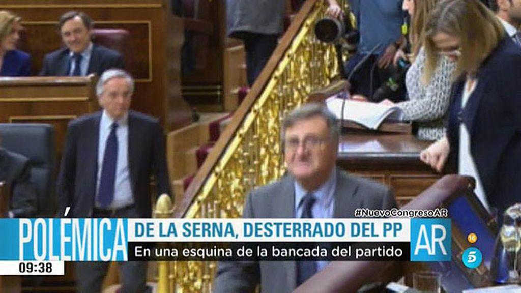 Gómez de la Serna deja el PP pero mantiene su condición de aforado
