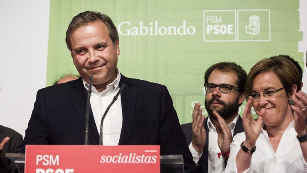 """Carmona: """"Colaboraremos a la gobernabilidad del ayuntamiento de Madrid"""""""