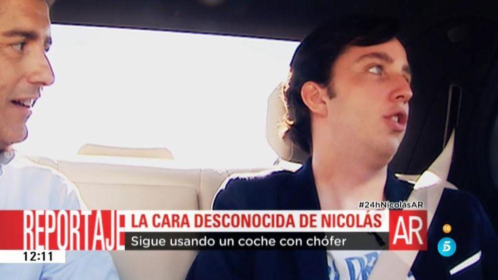 """La policía para a Francisco Nicolás: """"Yo creo que sabían que estaba aquí"""""""