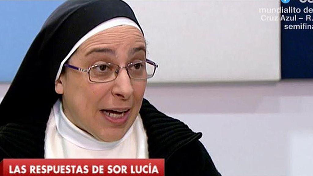 """Sor Lucía Caram: """"El optimismo del presidente está generando pesimismo"""""""