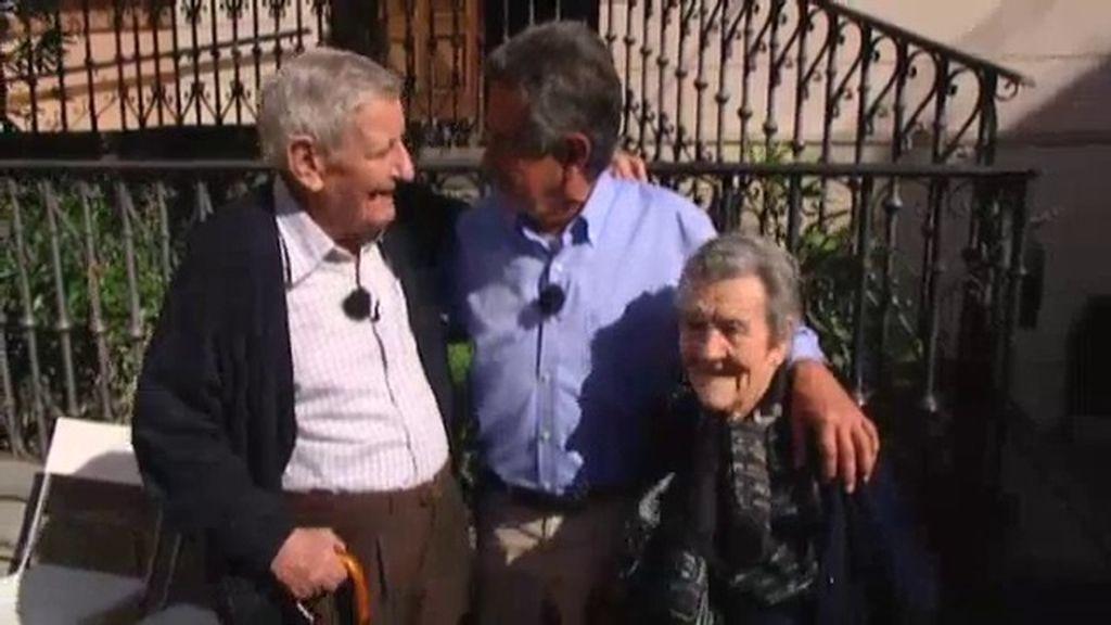 Revilla se emociona con la jota aragonesa junto al 'Pastor de Andorra'