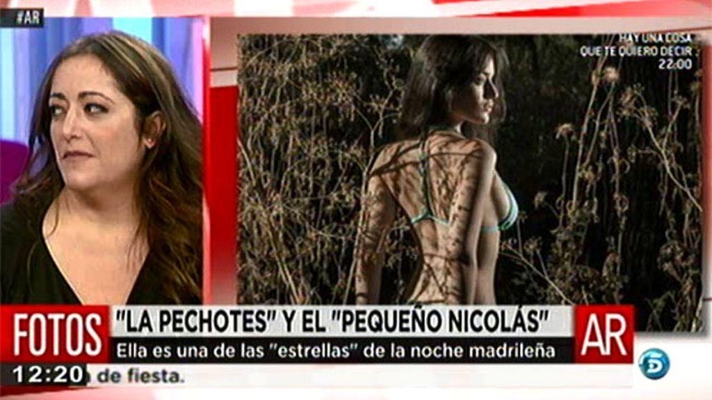 """Patricia López: """"El 'Pequeño Nicolás' e Isabel se definen como 'amigo novios'"""