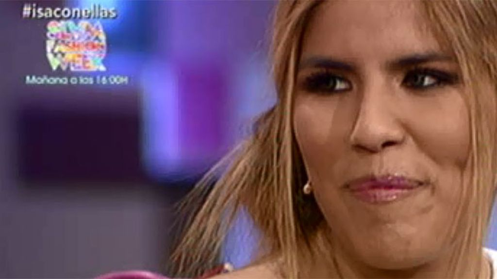 "Chabelita: ""Quiero proponerle a mi madre que se venga a vivir conmigo"""
