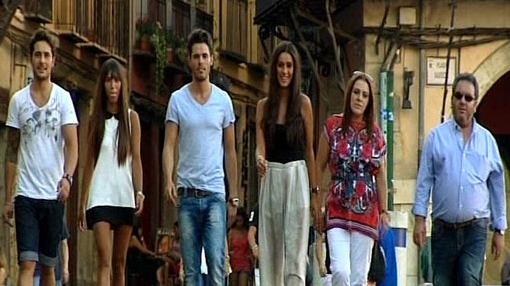 Los Merino, una familia de guapos