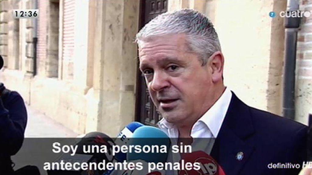 """Crespo: """"Es una operación política desde el primer día y venimos a reclamar justicia"""""""
