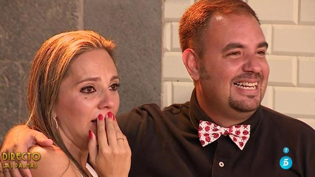 Arminio se casó con Montse hace ocho años pero nunca le pidió la mano