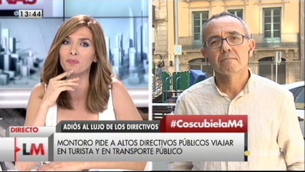 """Coscubiela: """"La legislatura del PP terminará como comenzó, como una gran estafa"""""""