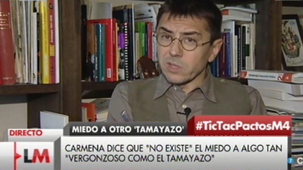 """""""Personajes como Aguirre han demostrado que son capaces de cualquier cosa"""""""