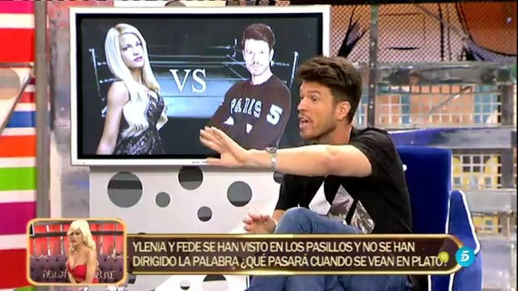 """Belén Esteban, sobre Fede: """"Viene a hacer el papelón de su vida"""""""