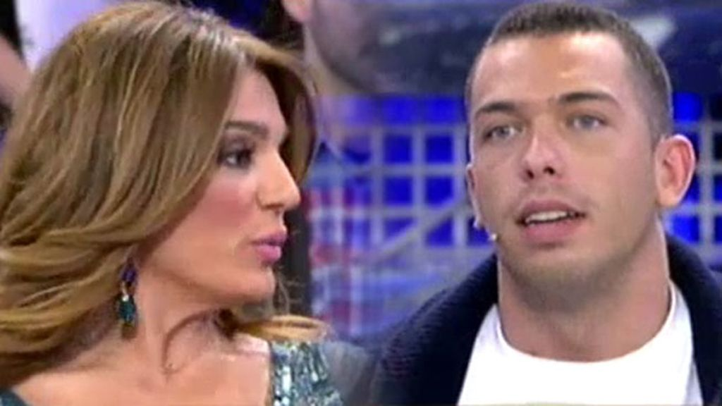 Chabelita le dijo a Alberto que Raquel Bollo se aprovecha de su madre