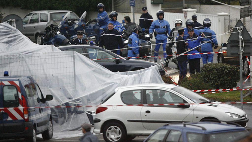 Los Guardias Civiles, Raúl Centeno y Fernando Trapero, asesinados por ETA