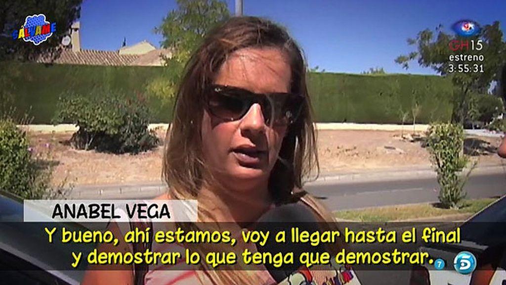 """Anabel Vega: """"Soy clara y transparente, Alberto Isla es el padre de mi hijo"""""""