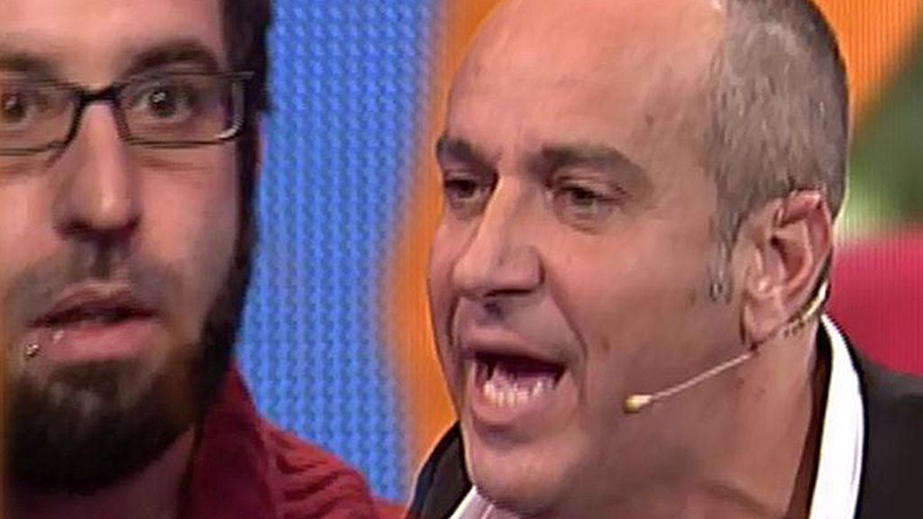 """José, a Víctor: """"Nosotros hablamos de Coman con cariño y tú lo haces con maldad"""""""