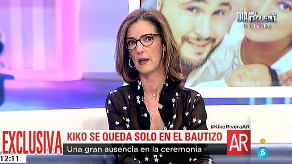 Isabel Pantoja no acudirá al bautizo de su nieta Ana, según Paloma García Pelayo