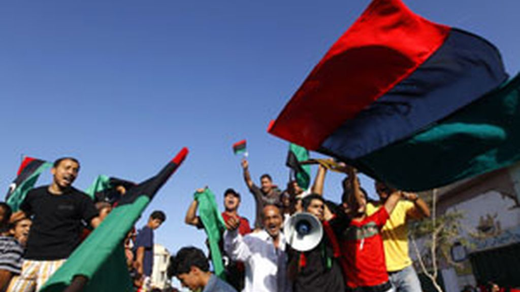 Los mandos militares rebeldes han asegurado que Jamis Gadafi, comandante de la temida Brigada 32 del Ejército gadafista, ha muerto en un bombardeo FOTO: REUTERS