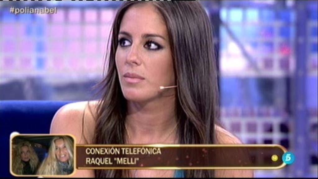 """Raquel """"melli"""" a Anabel: """"Estoy súper decepcionada…no me esperaba esto de ti"""""""