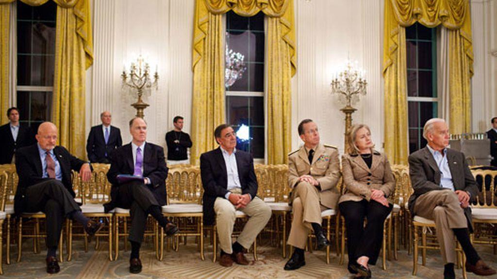 Máxima atención en la Casa Blanca