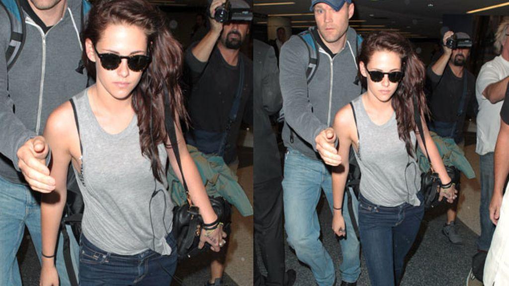 Kristen Stewart y Robert Pattinson, enemigos de los paparazzis