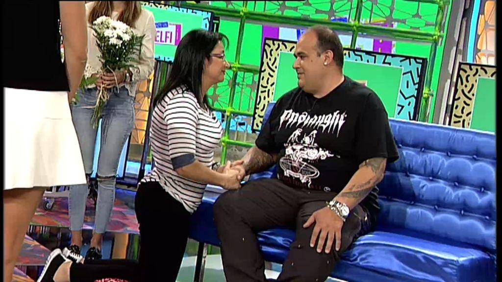 ¡Qué heavy! Mari Paz le pide a su exmarido que vuelva a casarse con ella