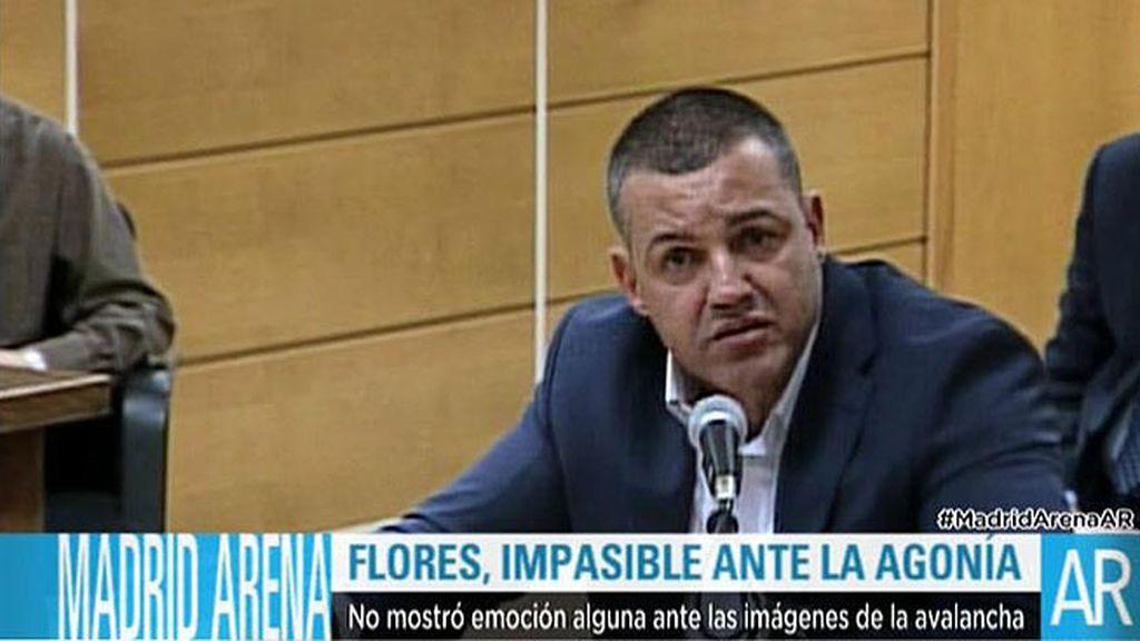 Flores, incapaz de dar el número de entradas vendidos para la fiesta del Madrid Arena