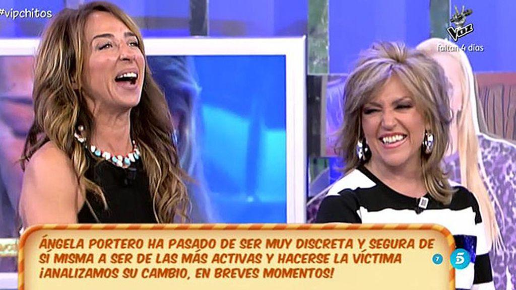 Los chistes de María Patiño