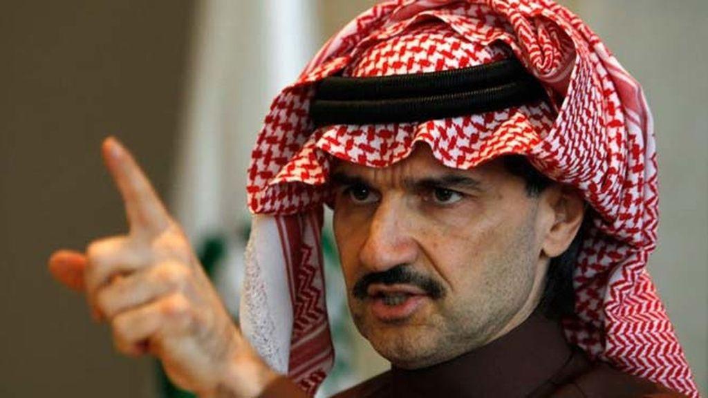 Un príncipe saudí denuncia a la revista 'Forbes' por decir que 'sólo' tiene 20.000 millones