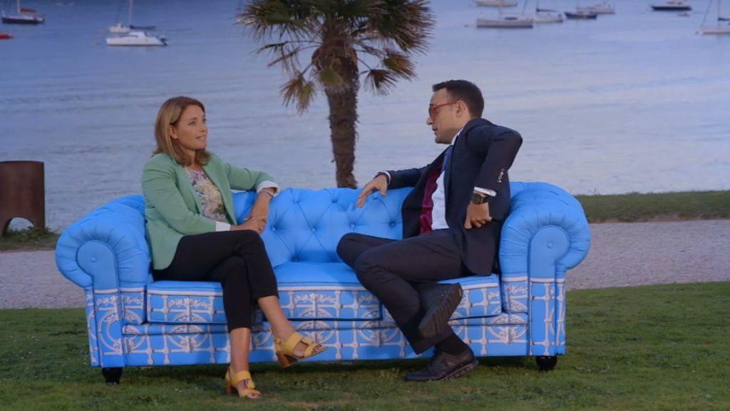 """Arantza Quiroga: """"No me preocupa la relación de mi marido con Urdangarín"""""""